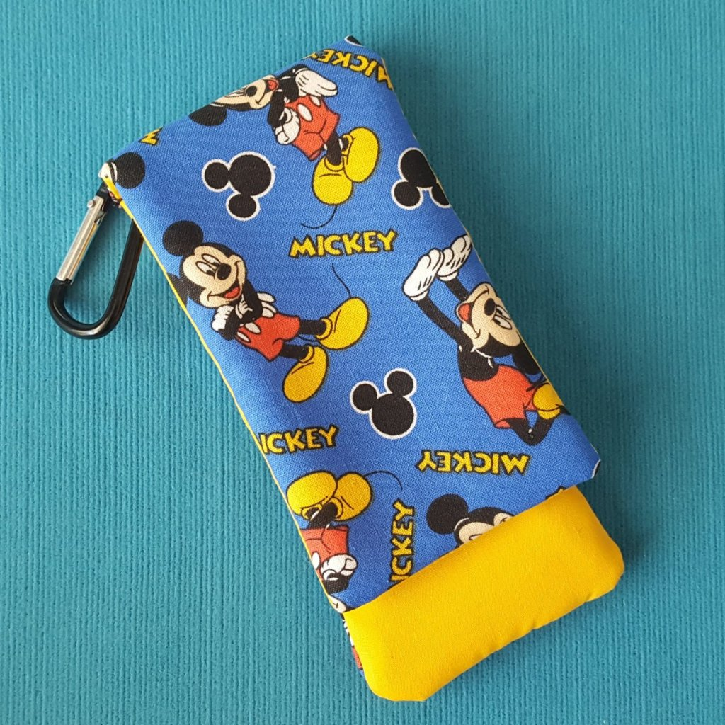 DCL - Disney Cruise - Bright & Bold Mickeys Wavekeeper™ - Wave Phone Holder