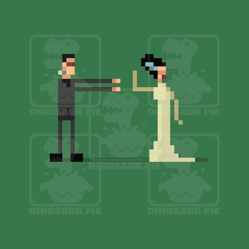Frankenstein & the Bride