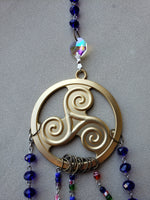wind chime -3 winds symbol