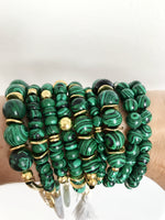 New Leaf Stackable Bracelets