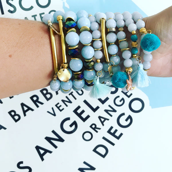 Vitamin Sea Stackable Bracelets