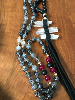 Rock 'n' Roll Mala Necklace