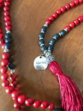 Volcano Mala Necklace