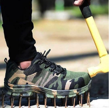 Indestructible military Shoes