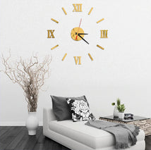 Load image into Gallery viewer, Luxury 3D Wall Clock
