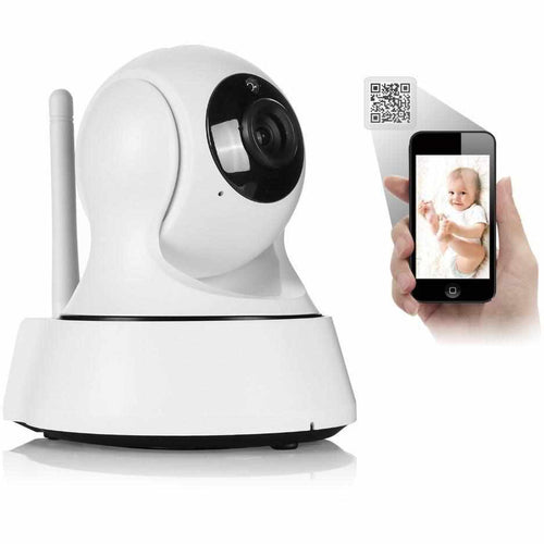 Mini HD Wireless IP Baby Monitoring Camera