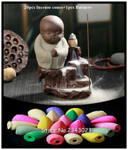 Load image into Gallery viewer, Little Buddha Incense Burner