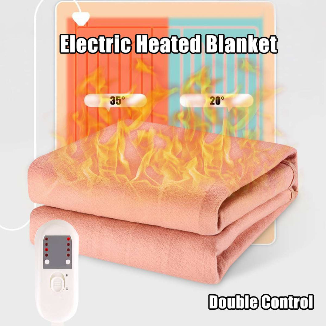 Electric Warming Blanket (Non-woven Fabric, Waterproof)