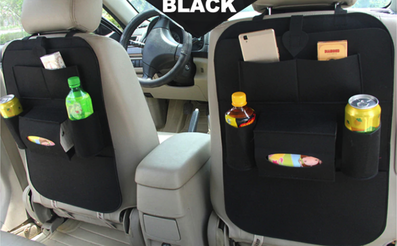 Best back seat organizer