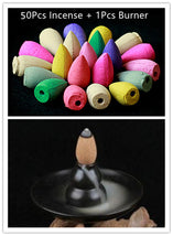 Load image into Gallery viewer, 50Pcs Incense Burner
