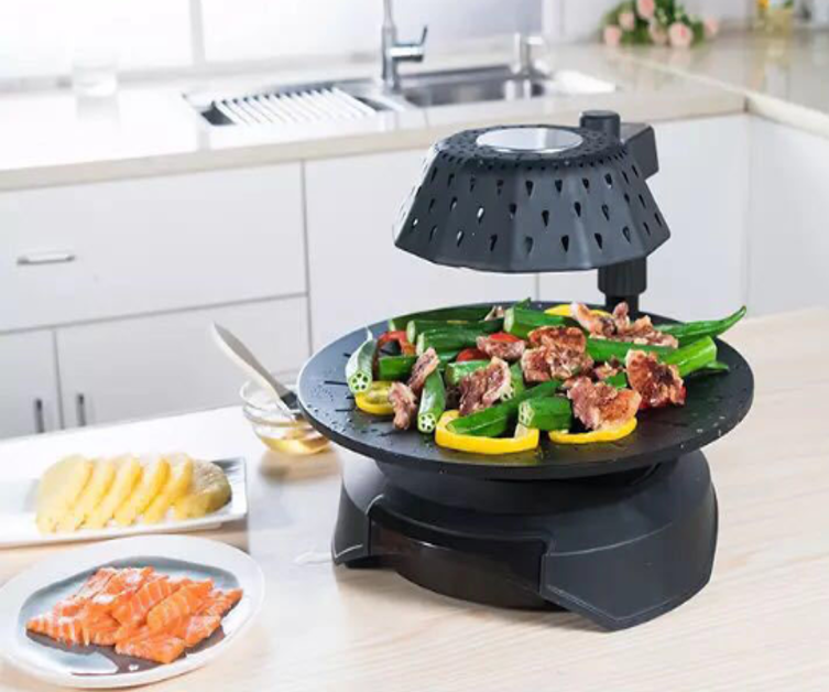 Smokeless Electric Infrared Grill