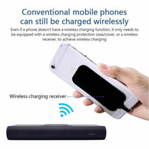 Load image into Gallery viewer, Wireless charging 8000mah Power Bank with reciever