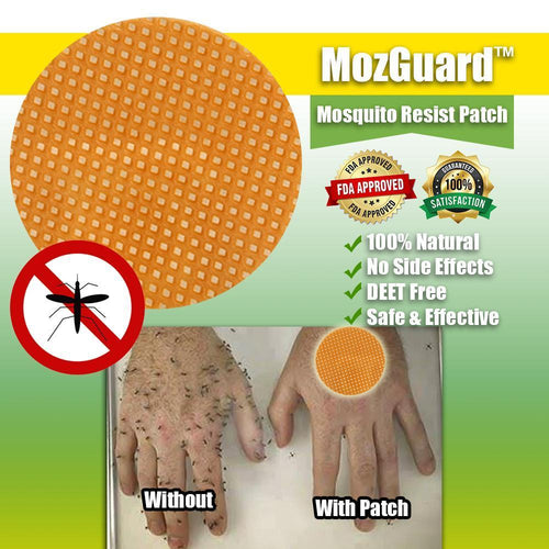 MosqGuard™ Mosquito Resist Patch