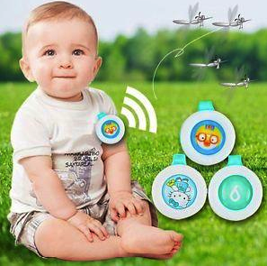 Portable Mosquito Repellent Clip For Kids