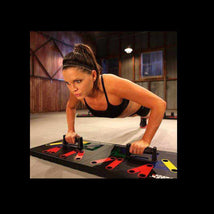 Load image into Gallery viewer, Best power press complete push up training system