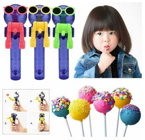 Robot Lollipop Holder - Creative Kids Toy