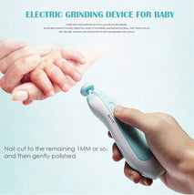 Load image into Gallery viewer, Automatic Baby Nail Trimmer - Pain Free