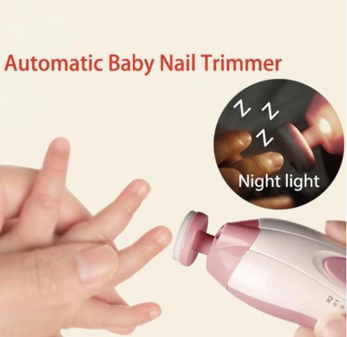 Automatic Baby Nail Trimmer - Pain Free