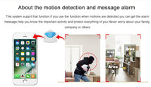 Load image into Gallery viewer, HD Camera for Home Security With Night Vision