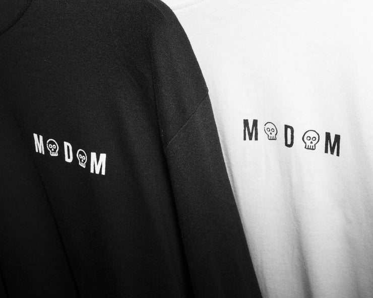 Evolved L/S Tee - White