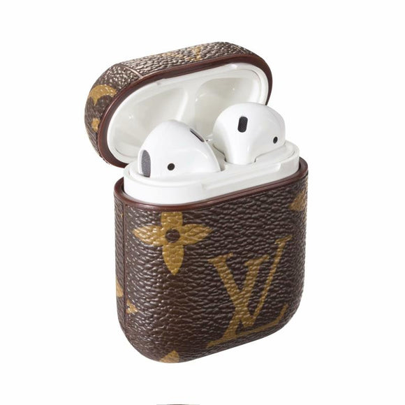 Lux AirPods 1,2 Case Brown M