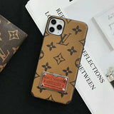 Plated Back Cover Case for iPhone 12 /12 Mini /12 Pro/ 12 Pro Max