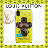 Yellow Back Cover  Case For Iphone 7 8 Plus X XR XS XS Max - Shop Louis Vuitton, Gucci & Hermes phone cases for iPhone & Samsung!