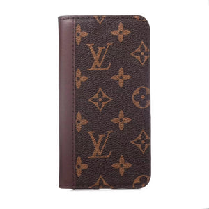 2019 Arrival New Leather Flip Case iPhone 11/11 Pro/11Pro Max - Shop Louis Vuitton, Gucci & Hermes phone cases for iPhone & Samsung!