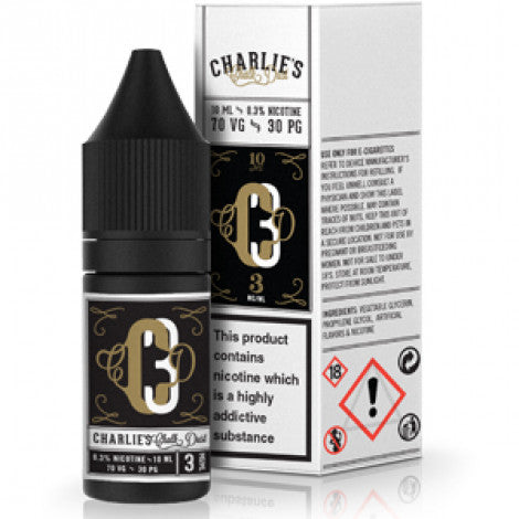 CCD3 E-Liquid By Charlie's Chalk Dust