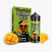 Mango & Cream French Dude by Vape Breakfast Classics