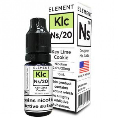 NS20 Key Lime Cookie E-Liquid by Element