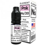 NS20 Pink Lemonade E-Liquid by Element
