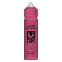 Lychee Lemonade eLiquid by Zap! Juice 50ml