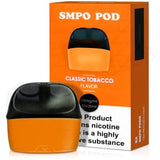SMPO Tobacco 18mg Salt Nic Prefilled Vape Pod