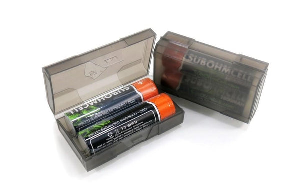 Subohmcell 18650 35AMP 2800 MAH Battery (2 Pack)