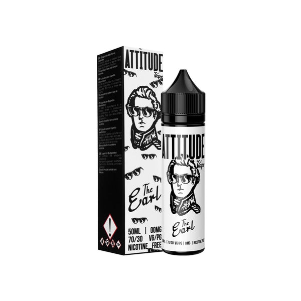 The Earl 50ml E-Liquid by Attitude Vapes | 0mg