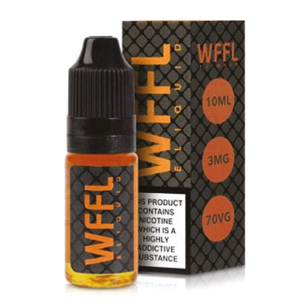 Almond & Caramel Eliquid By Wffl