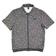 Load image into Gallery viewer, Neon Paradise Zip Up Shirt