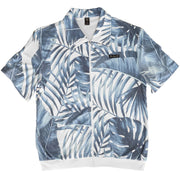 Paradise Palm TerryButter Zip