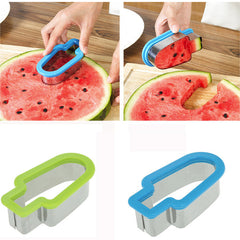 Creative Watermelon Slicer Ice Cream Popsicle