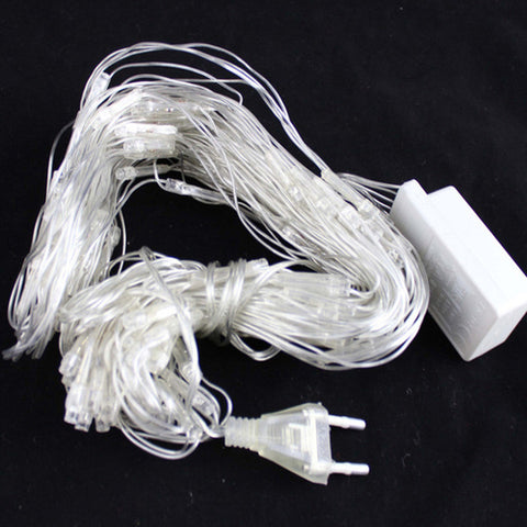 Hot Luxury 3Mx2M 200LED Electric Component String