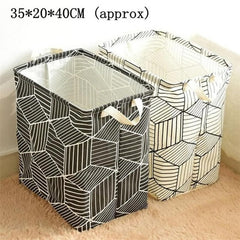 Waterproof Thicken Laundry Clothes Storage Basket