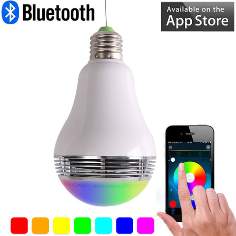 Smart LED Bulb Light Wireless