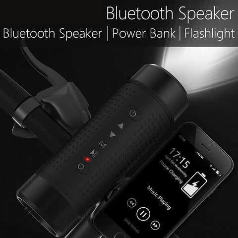 Bluetooth Speaker Outdoor Bicycle Portable