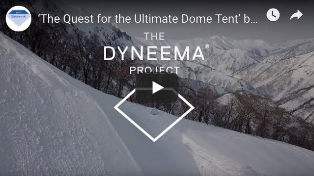 The Dyneema Project - The Quest for the Ultimate Dome Tent