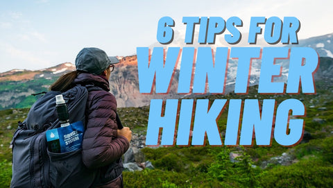 6 tips for winter hiking