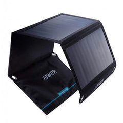hiking solar charger for backpack