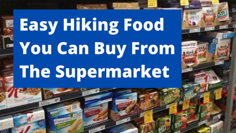 easy backpacking food ideas