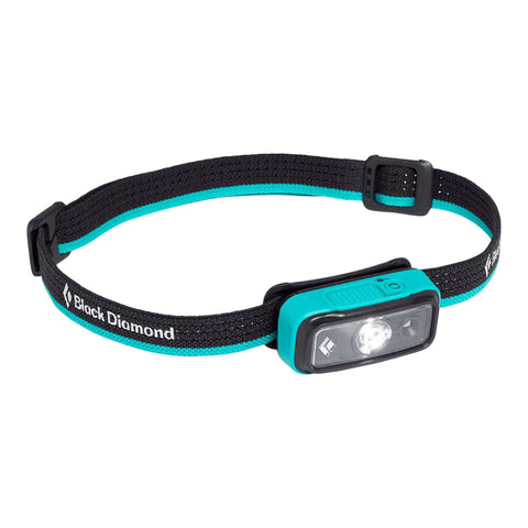 This black diamond spot lite 160 headlamp is the smallest and lightest headlamp for ultralight hiking weighing only 54 grams. As a rechargeable headlamp it has a great burn time and is bright enough to make it the best headlamp for hiking.