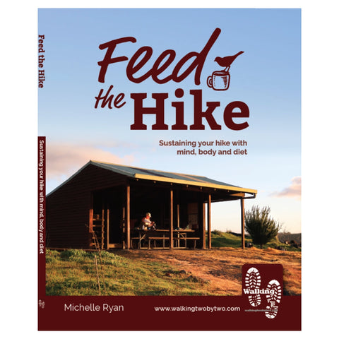 feed the hike book full of dehydrating your own food recipes